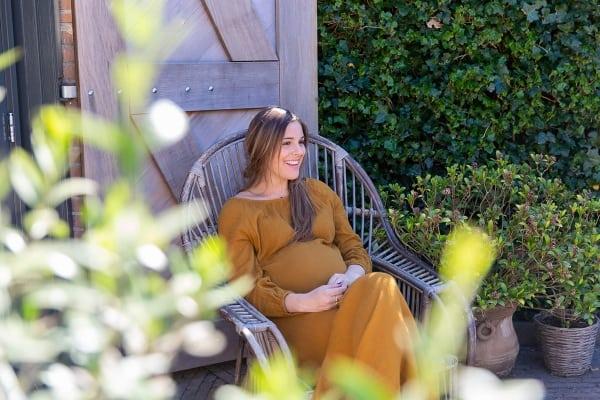 portfolio zwangerschapsreportage